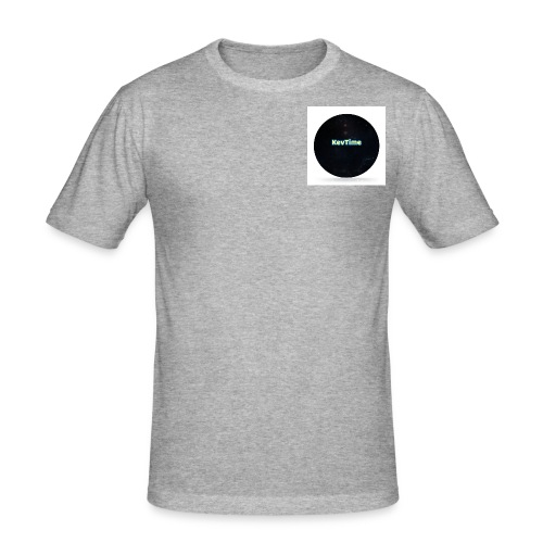 kanalprofil - Männer Slim Fit T-Shirt
