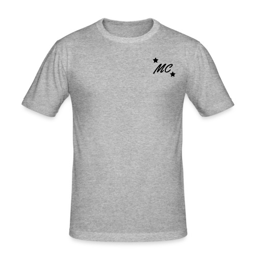 mc - Men's Slim Fit T-Shirt
