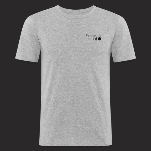 Face Cachée - Original version - T-shirt près du corps Homme