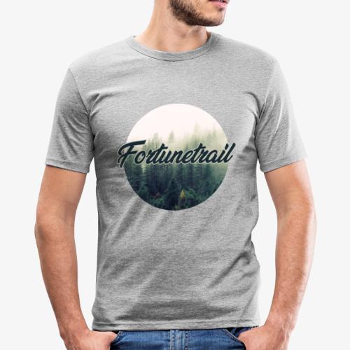 Waldluft - Männer Slim Fit T-Shirt