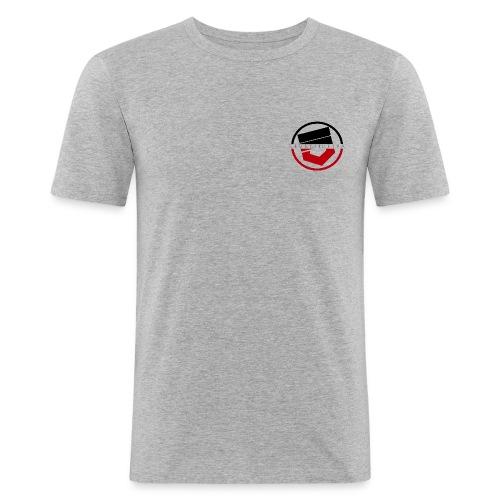 FiveMilitia - Men's Slim Fit T-Shirt