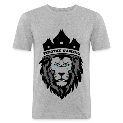 Timothy99NL, Standaard logo - slim fit T-shirt