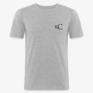 kC - Obcisła koszulka męska