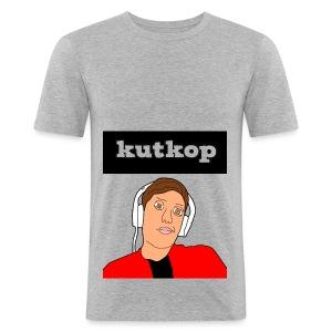 cartoon shirt/KutKopYT - slim fit T-shirt
