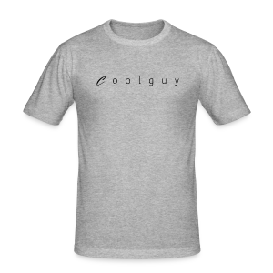 coolguy Collection - Slim Fit T-skjorte for menn