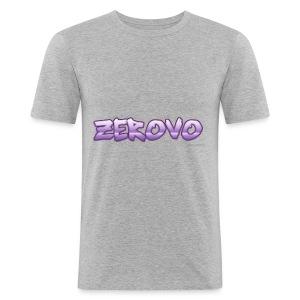zerovomerchandise - slim fit T-shirt