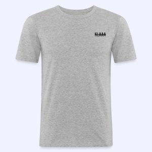 Klaaa - Männer Slim Fit T-Shirt