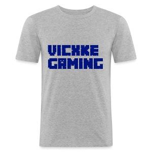 Vicxke_Gaming_site1 - slim fit T-shirt