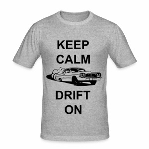 Impala Drift - Slim Fit T-skjorte for menn