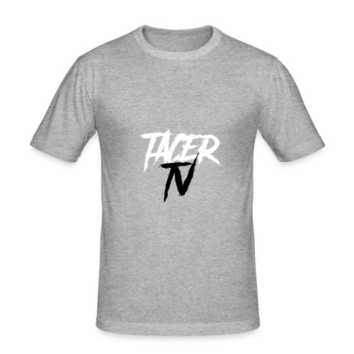 TacerTV - Squad - Männer Slim Fit T-Shirt
