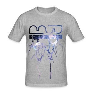 Men's shirt Lightning - Men's Slim Fit T-Shirt