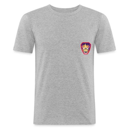 logo aspm - T-shirt près du corps Homme