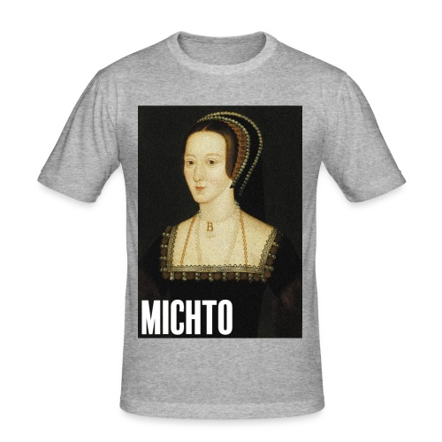 Anne Boleyn - T-shirt près du corps Homme