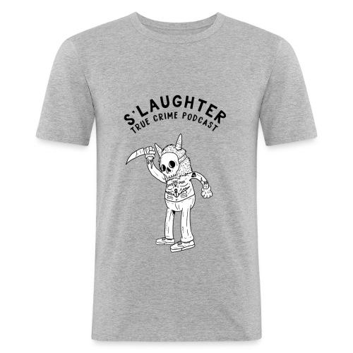 Alternative logo - Men's Slim Fit T-Shirt