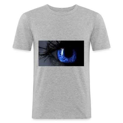 So schön wie der Himmel - Männer Slim Fit T-Shirt