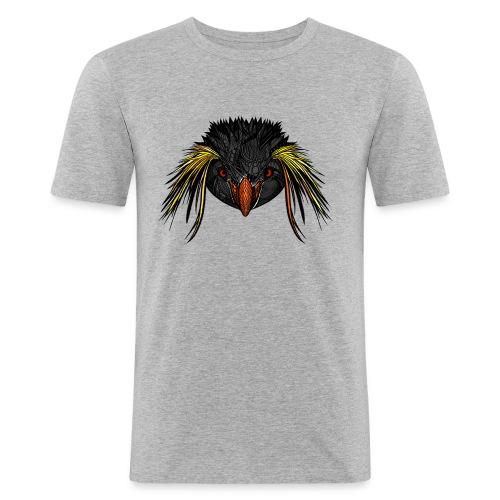 Pingvin - Slim Fit T-skjorte for menn