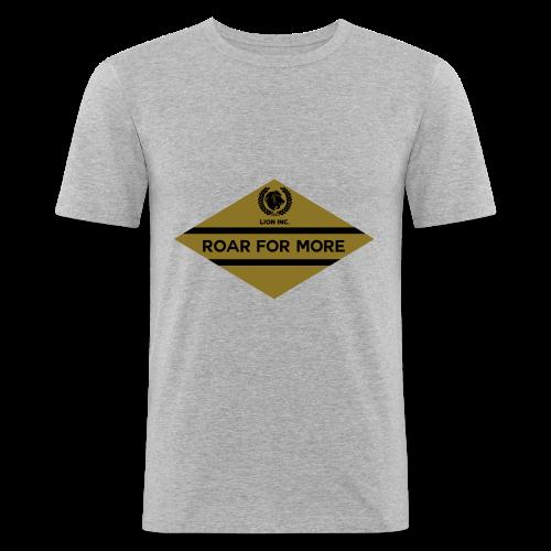Lion Inc. - slim fit T-shirt