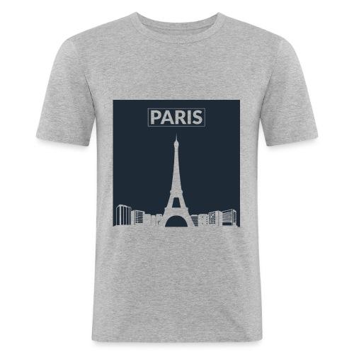 Paris - Collection 2015 - T-shirt près du corps Homme