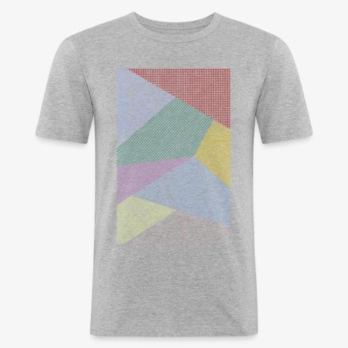 Minimaliste 2 - T-shirt près du corps Homme