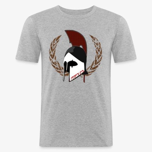 brataner - Männer Slim Fit T-Shirt