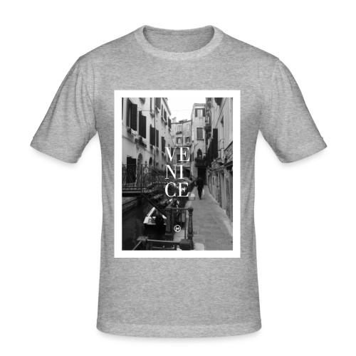 VENICE - Männer Slim Fit T-Shirt