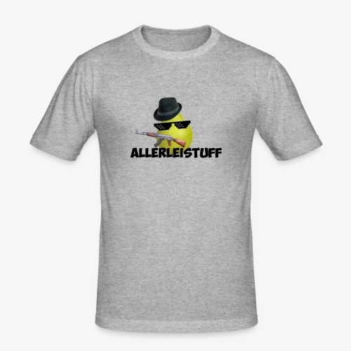 AllerleiStuff peer - slim fit T-shirt