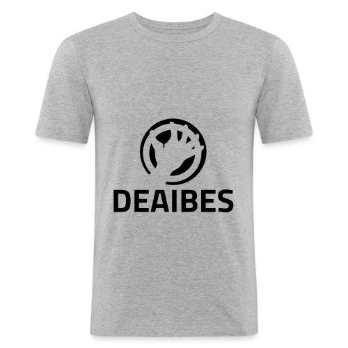 Deaibes - Herre Slim Fit T-Shirt