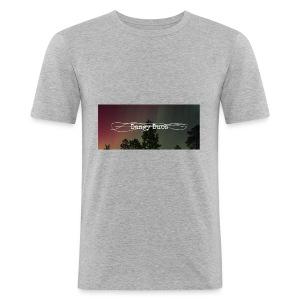 dangy_tru - slim fit T-shirt