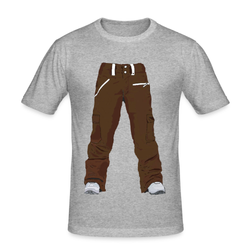 PlayIMBA - Männer Slim Fit T-Shirt