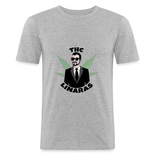 Classic THC - Men's Slim Fit T-Shirt