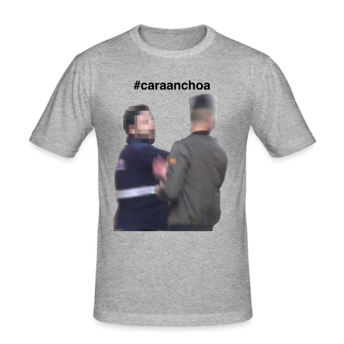 caraanchoa - Camiseta ajustada hombre
