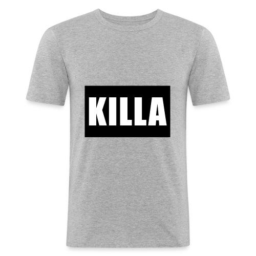 KILLA - Männer Slim Fit T-Shirt