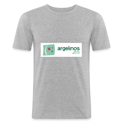 ArgelinosTshirt - Camiseta ajustada hombre