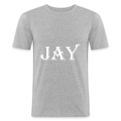 Prodotto JAY - Maglietta aderente da uomo