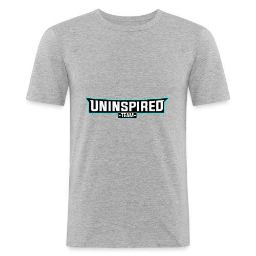Team Uninspired - Männer Slim Fit T-Shirt