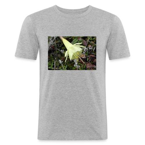 Naturaleza - Camiseta ajustada hombre