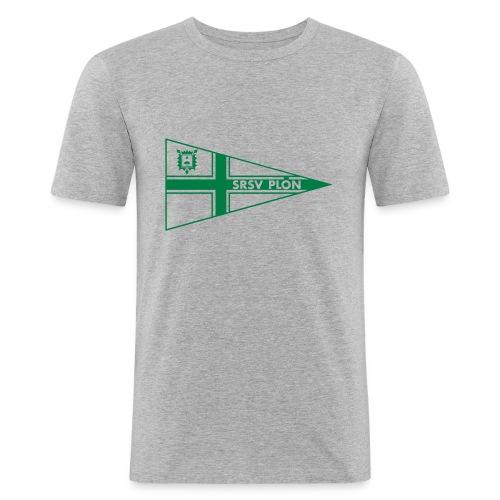 SRSV-WIMPEL_Kopie - Männer Slim Fit T-Shirt