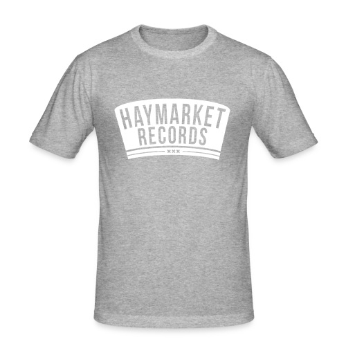 haymarketWHITE - slim fit T-shirt