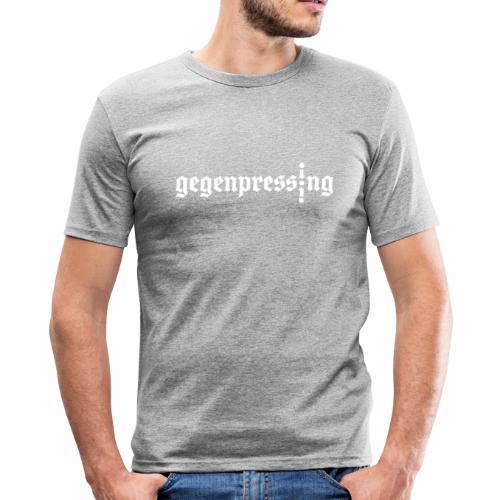 Gegenpressing - slim fit T-shirt