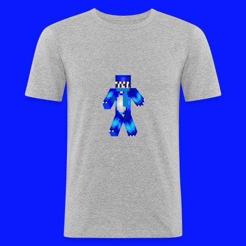 GamingSkill Skin - Männer Slim Fit T-Shirt