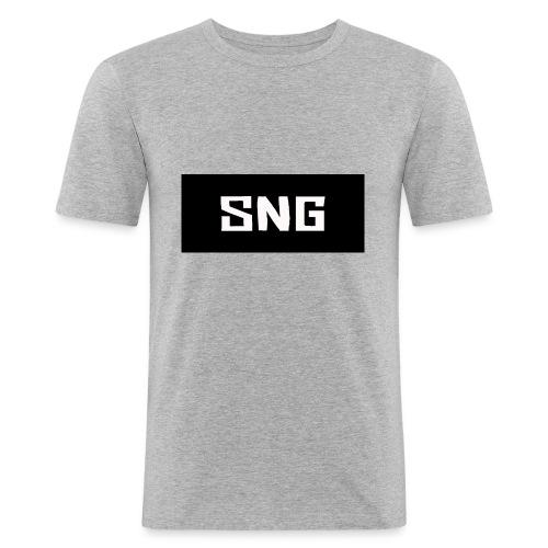 Peterz - Men's Slim Fit T-Shirt