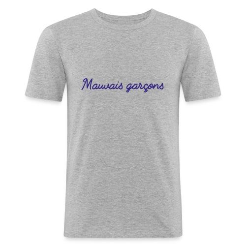 MAUVAIS GARÇONS - T-shirt près du corps Homme