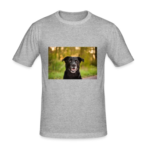 leikbär - Men's Slim Fit T-Shirt