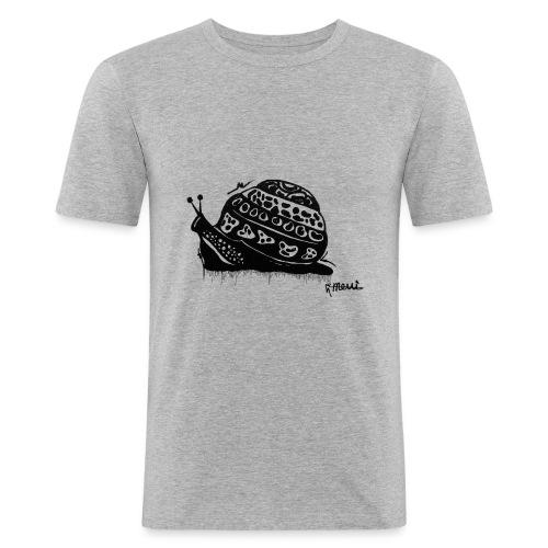 Turtel Original Mavi - Slim Fit T-shirt herr