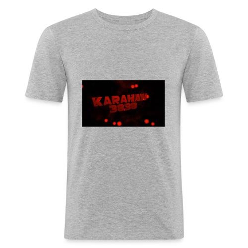 IMG 20180119 WA0000 - Männer Slim Fit T-Shirt