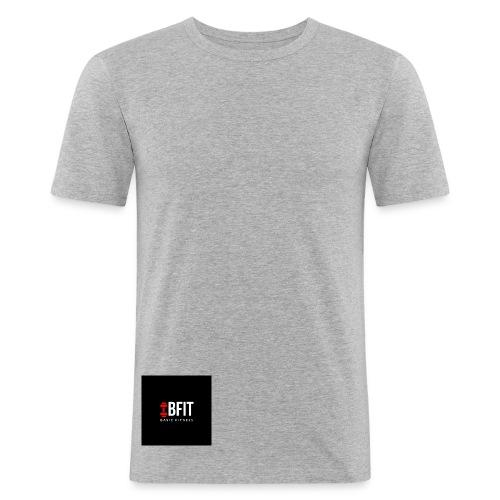 Basic Fitness ][ BFIT - Männer Slim Fit T-Shirt