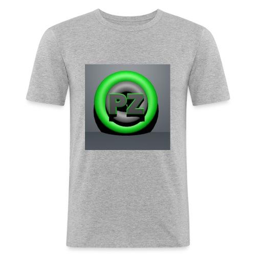 Pandzyz - Slim Fit T-skjorte for menn