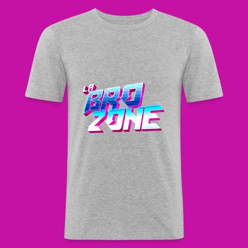 La BroZone ! - T-shirt près du corps Homme