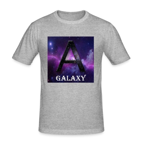 AwL Galaxy Products - Men's Slim Fit T-Shirt