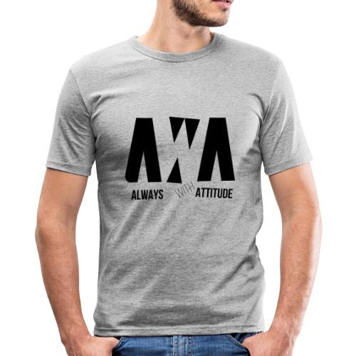 AWA B - Männer Slim Fit T-Shirt